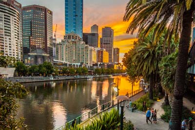 Annual Report City Of Melbourne
