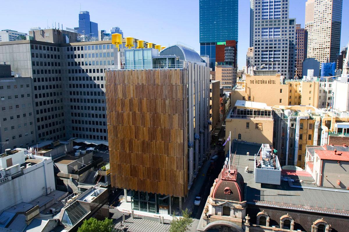 Resultado de imagen de Melbourne Council House 2 in Melbourne, Australia