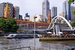 photo of the yarr in melbourne