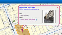 City of Melbourne Maps