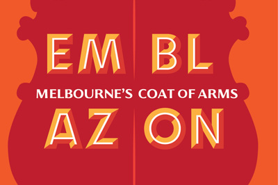 Emblazon: Melbourne's coat of arms - City of Melbourne