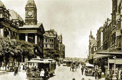 Image of melbourne town hall