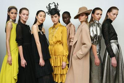 Melbourne fashion week volunteer 6