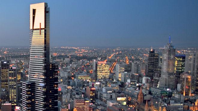 Multicultural Hub City Of Melbourne