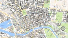 City maps City of Melbourne