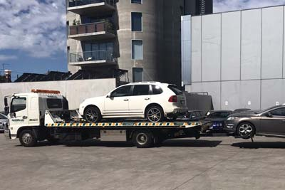 towed and impounded vehicles city of melbourne