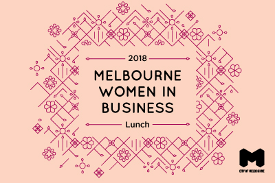 Women in Business Lunch - City of Melbourne 005087107f