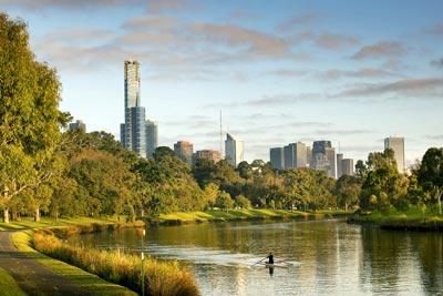 Clean waterways - City of Melbourne