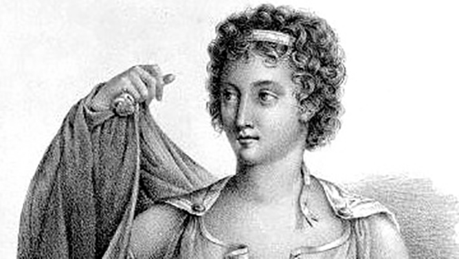 Agnodike: the first female physician? - City of Melbourne