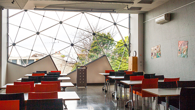 East Melbourne Library Meeting Room